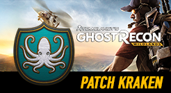 GHOST RECON WILDLANDS: PATCH KRAKEN