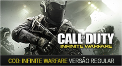 COD: INFINITE WARFARE VERSÃO REGULAR