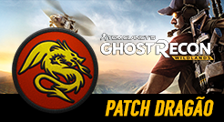 GHOST RECON WILDLANDS: PATCH DRAGAO