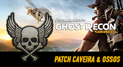 GHOST RECON WILDLANDS: PATCH CAVEIRA & OSSOS