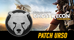 GHOST RECON WILDLANDS: PATCH URSO