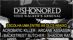 DISHONORED + DLC
